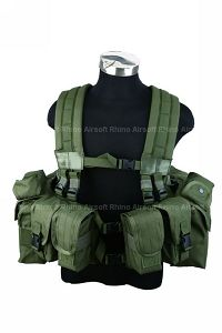 View Pantac SEALs Floating Harness (OD / Cordura) details