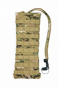 Pantac MOLLE Compact Hydration Pack (Crye Precision Multicam / Cordura)