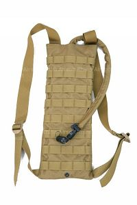 Pantac Compact Hydration Backpack (Khaki / CORDURA)