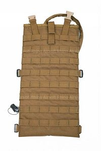 View Pantac MOLLE System Hydration Back-pack (CB / CORDURA) details