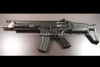 View WE SCAR-L Gas Blowback Rifle (BK) details